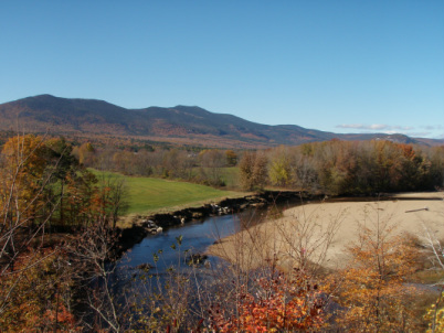 Saco River and Moat Mountains